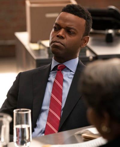 Garland Is Unhappy - Law & Order: Organized Crime Season 1 Episode 5