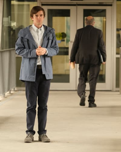 Glassman Walks Away - The Good Doctor Season 4 Episode 17