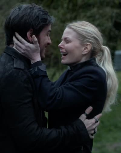 Hook Resurrected - Once Upon a Time Season 5 Episode 21