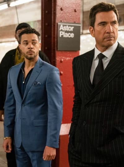 In His Clutches - Law & Order: Organized Crime Season 1 Episode 7