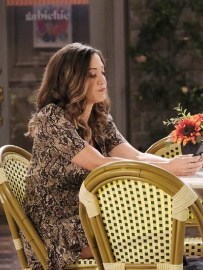 Jan Confesses to Claire / Tall  - Days of Our Lives