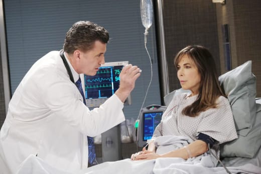 Kate Turns The Tables - Days of Our Lives