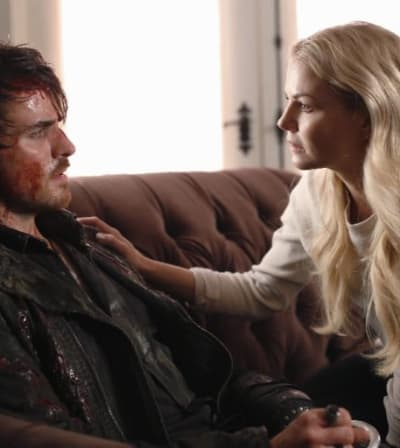 Kilian's Redemption - Once Upon a Time Season 5 Episode 15