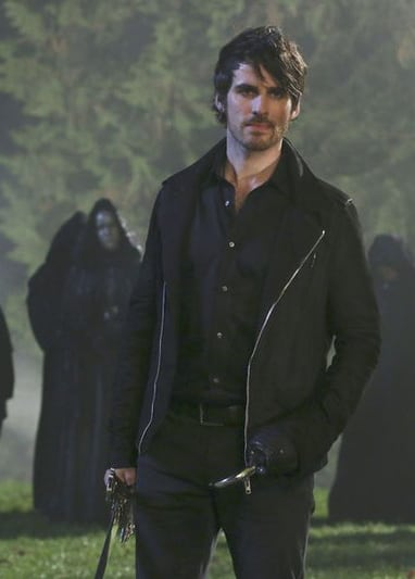 Killian The Dark One - Once Upon a Time Season 5 Episode 11