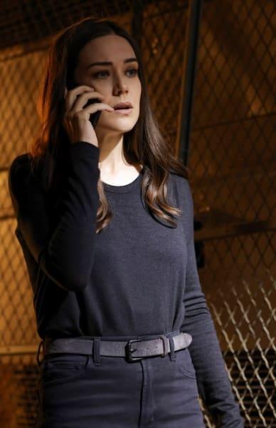 Making a Call - The Blacklist Season 8 Episode 19