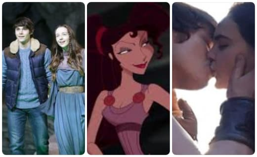 Megara and Snowcules - Once Upon a Time Season 5 Episode 13