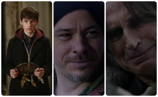 Neal's Unfinished Business - Once Upon a Time Season 5 Episode 18