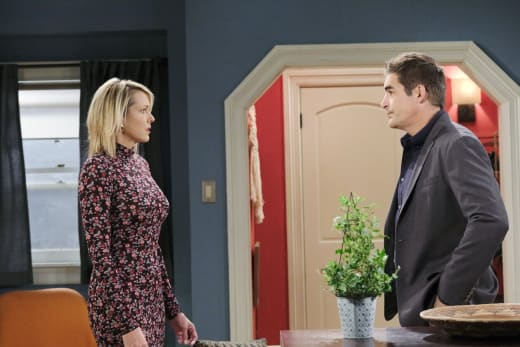 Nicole Is Jealous - Days of Our Lives