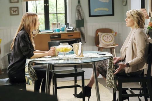Nicole Is Jealous of Ava - Days of Our Lives