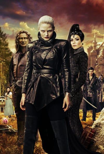 Once Upon A Time Season 5 Promo Poster