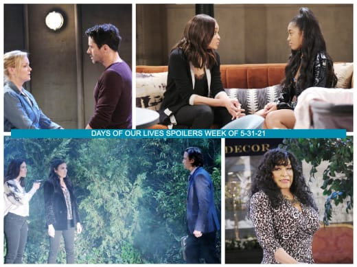 Spoilers for the Week of 5-31-21 - Days of Our Lives
