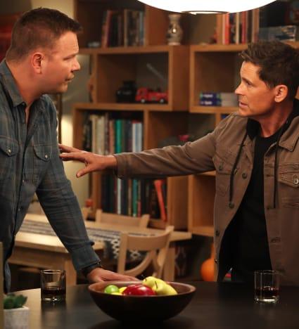 Suspecting Billy- tall - 9-1-1: Lone Star Season 2 Episode 12