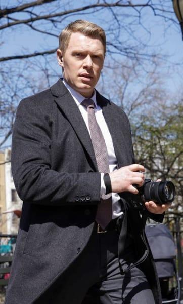 Tracking N-13 - The Blacklist Season 8 Episode 16