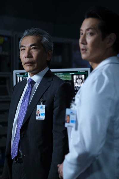 Treating Claire's Idol - The Good Doctor Season 4 Episode 17