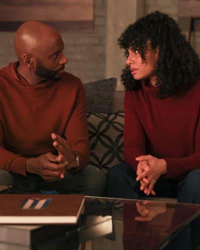 Unplanned Parenthood - Tall - A Million Little Things Season 3 Episode 11