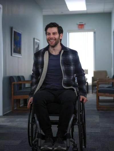 Visits in Rehab - tall - A Million Little Things Season 3 Episode 11