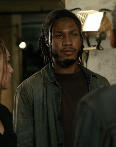 Wes is Shocked - Fear the Walking Dead Season 6 Episode 11