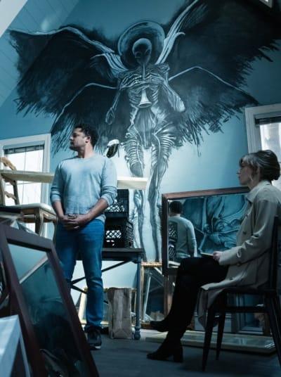 An Archangel - EVIL Season 2 Episode 2