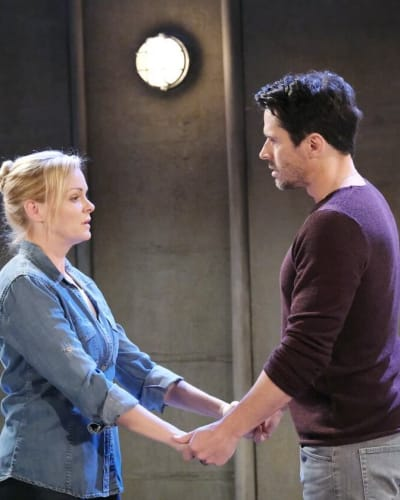 Belle is Jailed / Tall - Days of Our Lives