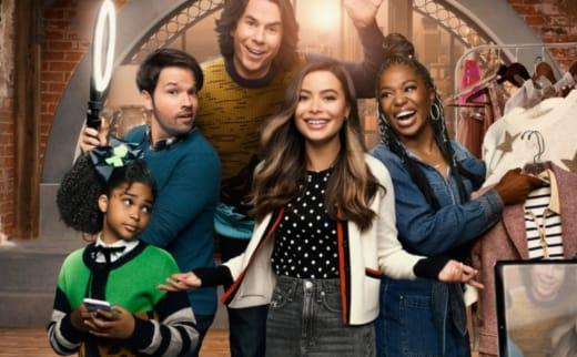 iCarly Revival Cast Deux