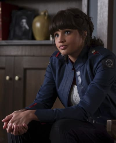 A New Role -- Tall - Motherland: Fort Salem Season 2 Episode 3