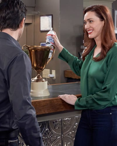 Adding Whipped Cream to the Trophy - Good Witch Season 7 Episode 8