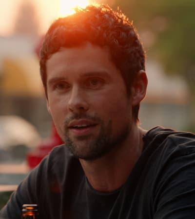 Brady Bathed in Sunlight - tall - Virgin River Season 3 Episode 2