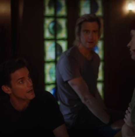 Chatting With Her Fathers - American Horror Stories