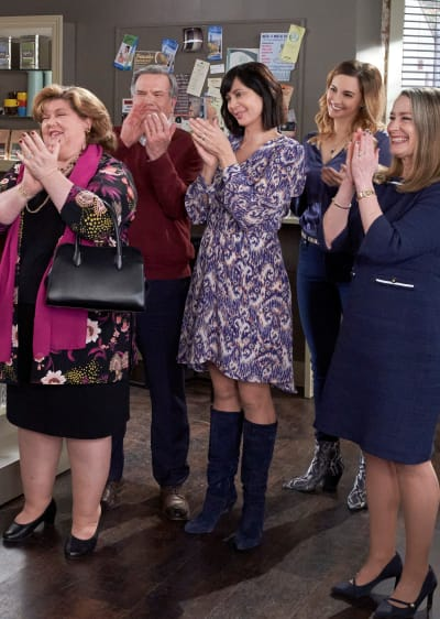 Cheering the Prize Winners - Good Witch Season 7 Episode 8