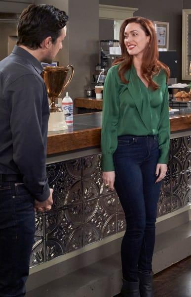 Donovan and Abigail Take Center Stage - Good Witch Season 7 Episode 8
