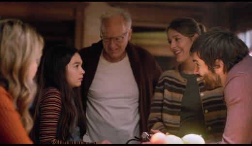 Family Bonding - Home Before Dark Season 2 Episode 4