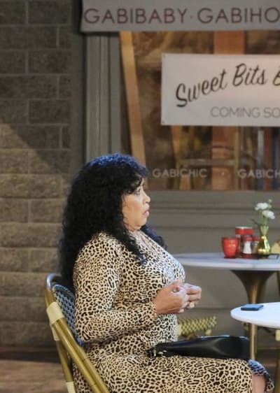 Lani Confronts Paulina / Tall - Days of Our Lives