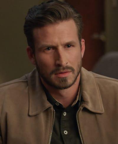 Liam Shocked - Dynasty Season 4 Episode 9