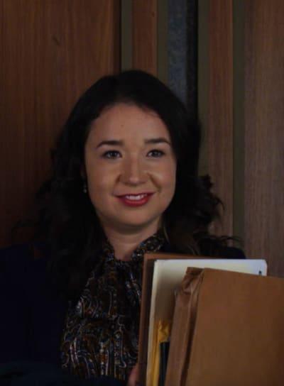 Marissa work - The Good Fight Season 5 Episode 2