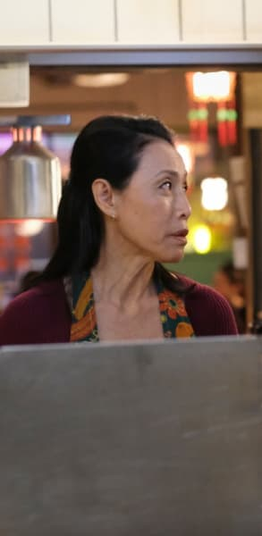 Mei-Li and Ryan Conversing - Kung Fu Season 1 Episode 10