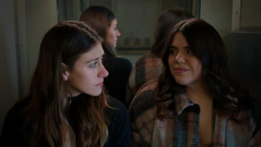 Murph Has Visions of Jess  - In The Dark Season 3 Episode 5