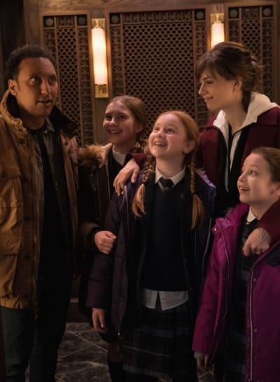 The Elevator in Question - EVIL Season 2 Episode 4