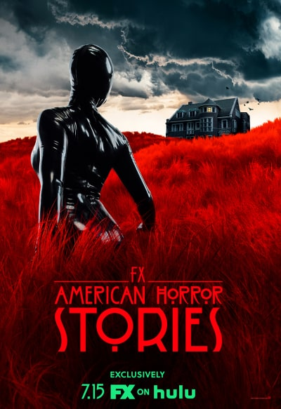The Rubber Woman - American Horror Stories
