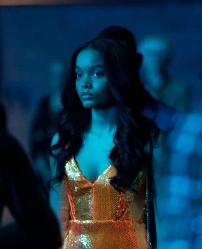 Zoya in Orange - Gossip Girl (2021) Season 1 Episode 1